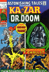 Cover for Astonishing Tales (Marvel, 1970 series) #6 [British]