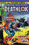 Cover Thumbnail for Astonishing Tales (1970 series) #28 [British]