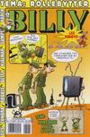 Cover for Billy (Hjemmet / Egmont, 1998 series) #4/2014