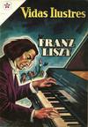 Cover for Vidas Ilustres (Editorial Novaro, 1956 series) #70