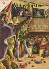 Cover for Vidas Ilustres (Editorial Novaro, 1956 series) #36