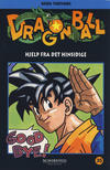 Cover for Dragon Ball (Bladkompaniet / Schibsted, 2004 series) #35 - Hjelp fra det hinsidige