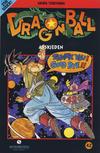 Cover for Dragon Ball (Bladkompaniet / Schibsted, 2004 series) #42 - Avskjeden