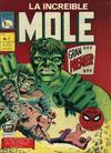Cover for La Increible Mole (Editora de Periódicos La Prensa S.C.L., 1969 series) #1