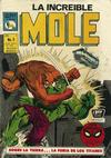 Cover for La Increible Mole (Editora de Periódicos La Prensa S.C.L., 1969 series) #5