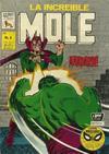 Cover for La Increible Mole (Editora de Periódicos La Prensa S.C.L., 1969 series) #6