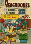 Cover for Los Vengadores (Editora de Periódicos La Prensa S.C.L., 1965 series) #43