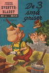 Cover for Junior Eventyrbladet [Eventyrbladet] (Illustrerte Klassikere / Williams Forlag, 1957 series) #25 - De tre små griser
