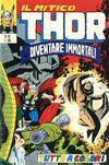 Cover for Il Mitico Thor (Editoriale Corno, 1971 series) #35