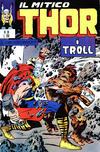 Cover for Il Mitico Thor (Editoriale Corno, 1971 series) #36