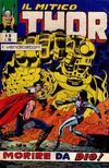 Cover for Il Mitico Thor (Editoriale Corno, 1971 series) #38