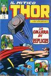 Cover for Il Mitico Thor (Editoriale Corno, 1971 series) #40