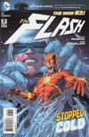 Cover Thumbnail for The Flash (2011 series) #7 [Dale Keown Variant Cover]