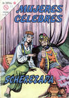 Cover for Mujeres Célebres (Editorial Novaro, 1961 series) #33