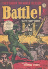 Cover for Battle! (Horwitz, 1954 ? series) #17