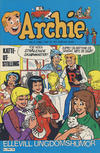 Cover for Archie (Semic, 1982 series) #2/1982