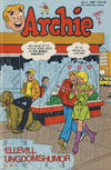 Cover for Archie (Semic, 1982 series) #4/1982
