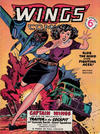 Cover for Wings Comics (Streamline, 1951 series) #[nn]
