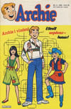 Cover for Archie (Semic, 1982 series) #9/1983
