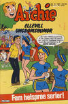 Cover for Archie (Semic, 1982 series) #12/1983