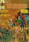 Cover for Los Vengadores (Novedades, 1981 series) #5