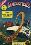 Cover for Los Cuatro Fantasticos (Novedades, 1980 series) #3