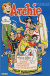 Cover for Archie (Semic, 1982 series) #10/1984