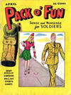 Cover for Pack O' Fun (Magna Publications, 1942 series) #v1#4