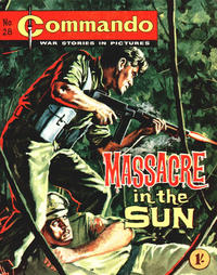 Cover Thumbnail for Commando (D.C. Thomson, 1961 series) #28