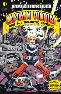 Cover Thumbnail for Captain Victory: Graphite Edition (TwoMorrows Publishing, 2003 series)