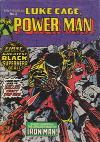 Cover Thumbnail for Luke Cage, Power Man (Yaffa / Page, 1980 ? series) #6
