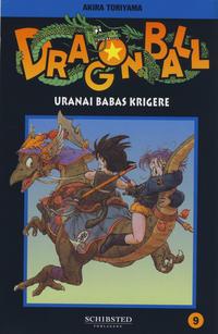Cover Thumbnail for Dragon Ball (Bladkompaniet / Schibsted, 2004 series) #9 - Uranai Babas krigere