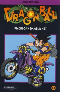 Cover Thumbnail for Dragon Ball (Bladkompaniet / Schibsted, 2004 series) #14 - Piccolos hemmelighet
