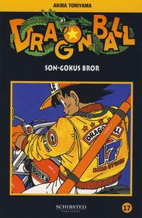 Cover Thumbnail for Dragon Ball (Bladkompaniet / Schibsted, 2004 series) #17 - Son-Gokus bror