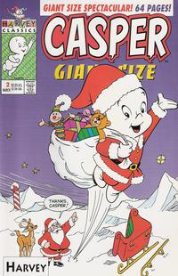 Cover Thumbnail for Casper Giant Size (Harvey, 1992 series) #2 [Direct]