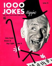 Cover Thumbnail for 1000 Jokes (Dell, 1939 series) #50