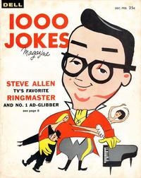 Cover Thumbnail for 1000 Jokes (Dell, 1939 series) #88