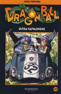 Cover Thumbnail for Dragon Ball (Bladkompaniet / Schibsted, 2004 series) #32 - Ultra-saiyajinene