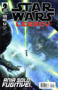 Cover Thumbnail for Star Wars: Legacy (Dark Horse, 2013 series) #12