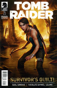 Cover Thumbnail for Tomb Raider (Dark Horse, 2014 series) #1