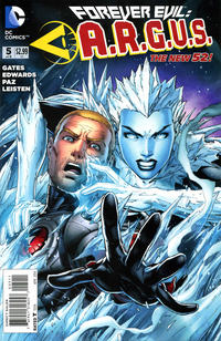 Cover Thumbnail for Forever Evil: A.R.G.U.S. (DC, 2013 series) #5