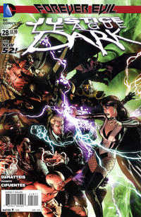 Cover Thumbnail for Justice League Dark (DC, 2011 series) #28