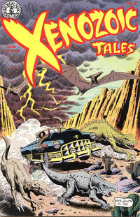 Cover Thumbnail for Xenozoic Tales (Kitchen Sink Press, 1987 series) #2 [Second Printing]