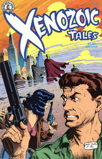 Cover Thumbnail for Xenozoic Tales (Kitchen Sink Press, 1987 series) #3 [Second Printing]