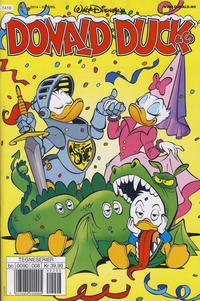 Cover Thumbnail for Donald Duck & Co (Hjemmet / Egmont, 1948 series) #8/2014