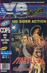 Cover Thumbnail for X9 Spesial (Semic, 1990 series) #1/1993
