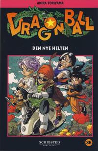 Cover Thumbnail for Dragon Ball (Bladkompaniet / Schibsted, 2004 series) #36 - Den nye helten