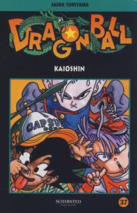 Cover Thumbnail for Dragon Ball (Bladkompaniet / Schibsted, 2004 series) #37 - Kaioshin