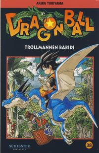 Cover Thumbnail for Dragon Ball (Bladkompaniet / Schibsted, 2004 series) #38 - Trollmannen Babidi