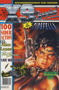 Cover Thumbnail for X9 Spesial (Semic, 1990 series) #10/1992